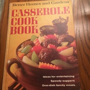 Better Homes & Gardens cookbook